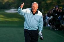 Golfing Great Arnold Palmer, Who Led 'Arnie's Army,' Dies at 87