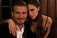 Victoria and David Beckham Share Adorable Throwback Pic on 20th Wedding Anniversary