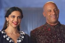 Deepika Padukone, Vin Diesel Look Perfect in Sabyasachi Ensembles