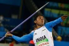 Paralympics 2016: Vijay Goel Congratulates Javelin Thrower Devendra Jhajharia