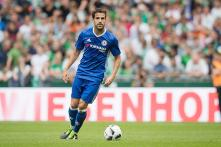 Cesc Fabregas Out of Arsenal Reunion With Leg Injury
