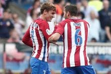 Antoine Griezmann on Target as Atletico Madrid Thump Sevilla