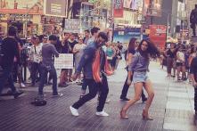 Arjun Kapoor, Shraddha Kapoor Bring 'Bollywood Dance Raita' to New York