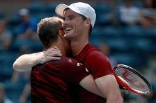 Bruno Soares Easier to Play With Than 'Brother' Andy, Says Jamie Murray