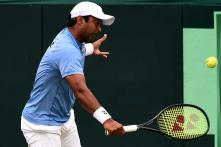 Leander Paes One Win Way From Ending Men's Doubles Title Drought