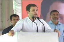 Congress Will be Finished if Rahul is Allowed to Speak, Says BJP