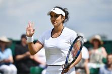 Sania-Peng Enter Semifinals of China Open