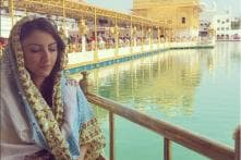 Going To Temple Doesn't Make Me a Non-Muslim: Soha Ali Khan