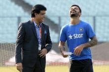 Ganguly Feels Emotions Got the Better of Kohli Against Australia