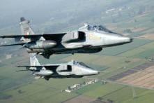 IAF Jaguar Develops Snag While Landing, Pilot Ejects Safely