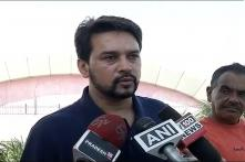 Mamata Should Work in Cohesion With Centre for Welfare of People, Says Anurag Thakur