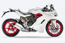 Ducati SuperSport Is 'Superleggera' in Weight and Perhaps the Budget Panigale?