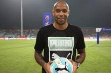 Indian Super League 2016: Theirry Henry Steals the Show in Kolkata
