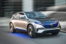 Mercedes-Benz and BMW Preparing All-Electric SUVs, Should Tesla Worry?