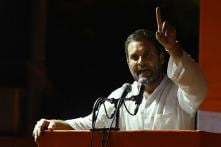 Who in UPA Govt Received Bribe in AgustaWestland Chopper Deal: BJP asks Rahul