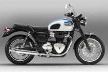 Triumph Bonneville T100 Launched at Rs 7.78 lakh