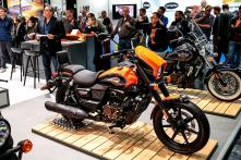 Apart from CBR1000RR & GSX R1000R at Intermot, There's Also UM Motorcycles
