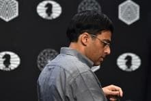 Viswanathan Anand Draws With Peter Svidler to Remain Joint Third