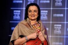I Don't Feel 75 At All, Says Asha Parekh