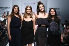 AIFW SS'17: Disha Patani Rules The Runway In a Love Generation Outfit