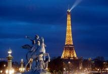 Eiffel Tower, the Most Iconic Feature on Paris Skyline, Celebrates 130th Birthday
