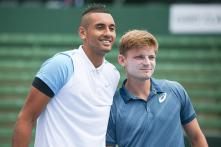 Nick Kyrgios, David Goffin To Fight For Japan Open Title