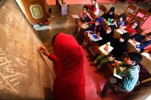 In the Heart of Kashmir Militancy, Class X Students Win a Battle With Their Pens