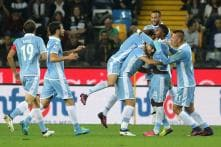 Serie A: Immobile at the Double as Lazio Destroy Udinese