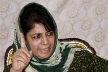 Mehbooba Mufti Seeks Enhancement in Age Relaxation for Kashmir UPSC Aspirants
