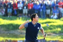 Rory McIlroy Shrugs off Ryder Cup Captaincy Concerns