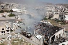 Saudi-led Air Strikes Target Rebel-held Security Buildings in Yemen, 60 Killed
