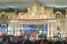 After Bengaluru Palace Pomp, Reddy Wedding Gala Shifts to Ballari