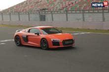 Audi R8 V10 Plus: Beast Mode at Buddh International Circuit