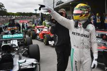 Brazilian Grand Prix: Lewis Hamilton Secures Pole Ahead of Nico Rosberg