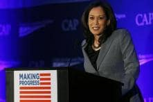 Kamala Harris Carves Distinct Early-state Path in Her 2020 White House Bid