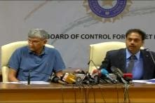 BCCI Selection Panel Trimmed Down From Five to Three