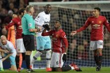 Jose Mourinho Sent Off As Manchester United Held Again At Home
