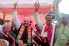 UP Polls 2017: Amit Shah Kicks Off Campaign by Targeting SP, BSP