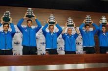 Argentina's Davis Cup Winners Return to Heroes' Welcome