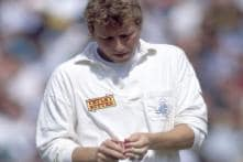 23rd July 1994: Michael Atherton Gets 'Dirty' on The Cricket Field