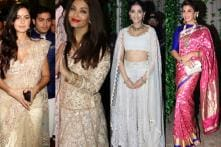 Aishwarya Rai, Katrina Kaif, Sonam Kapoor: What Your Favourite Celebs Wore At Diwali 2016
