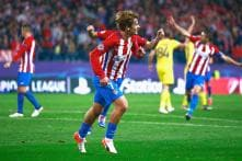 Copa Del Rey: Griezmann on Target as Atletico Madrid Thrash Eibar 3-0