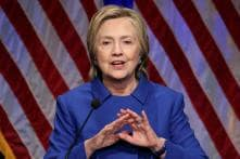 Hillary Slams Trump, Moore Over Sexual Misconduct Allegations