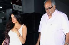 Jhanvi Is Not Trying To Be Like Her Mother: Boney Kapoor On Comparisons With Sridevi