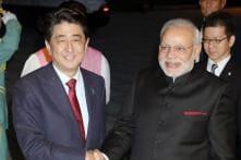 Modi congratulates Shinzo Abe on Re-Election