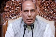 Rajnath Singh Reviews Kashmir Situation With Top Security Brass