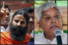 Called on Lalu to Ask About His Health, Says Ramdev
