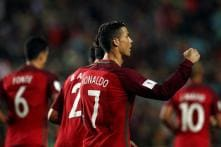 FIFA WC Qualifiers: Ronaldo Scores Twice, Misses Penalty in Portugal Win