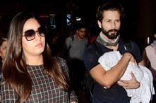Shahid Kapoor Just Shared an Adorable Photo of His Daughter Misha