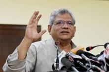 Sitaram Yechury Compares Sabarimala Unrest to Babri Demolition, Says RSS Playing Vote Bank Politics